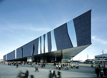 معماری جالب