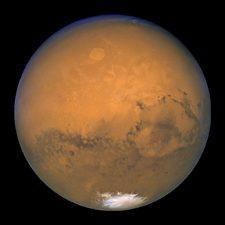 مریخ بهرام mars